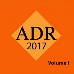 ADR Refresher Course 18th to 20th July 2018